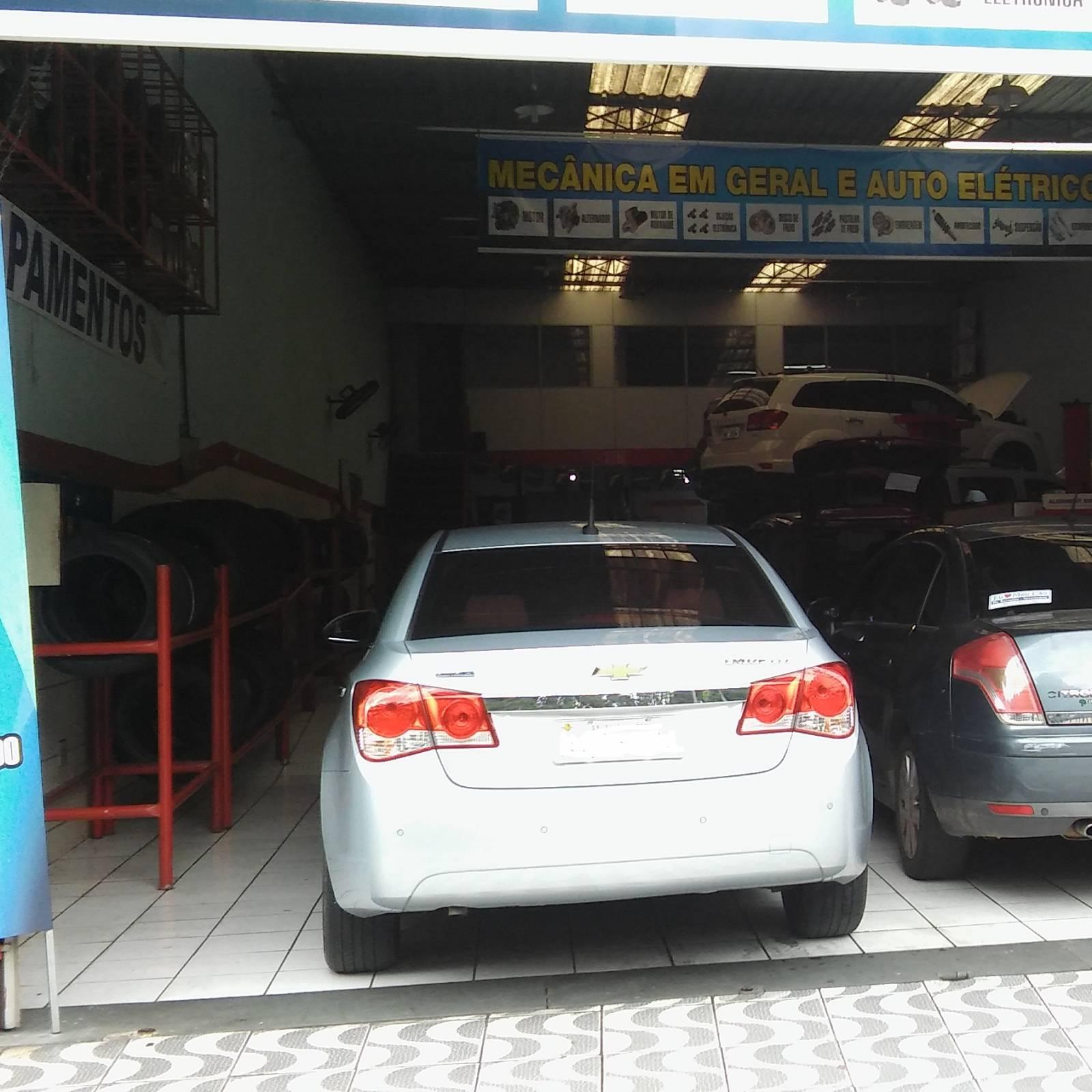 A - CENTRO AUTOMOTIVO